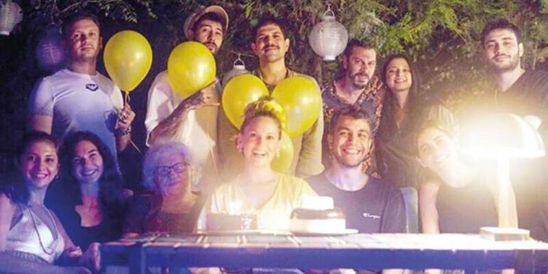 Farah Zeynep Abdullah'ın doğum gününe özel kutlama
