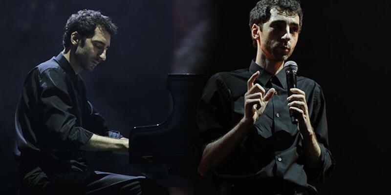 Boğaz'da piyano resitali