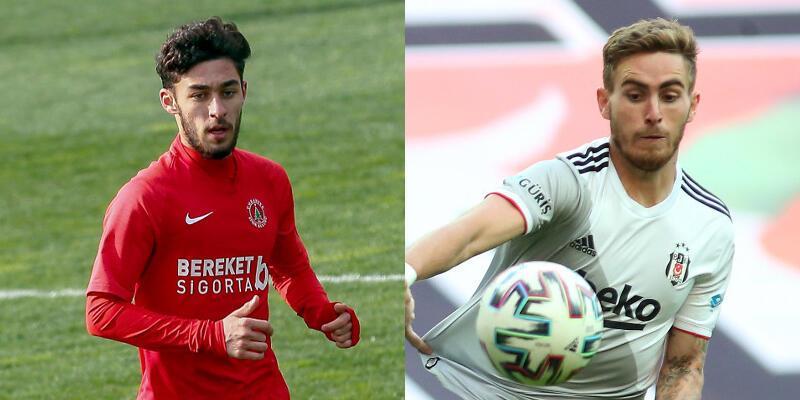 Son dakika... Beşiktaş Kartal Kayra ve Boyd'u kiralık gönderdi