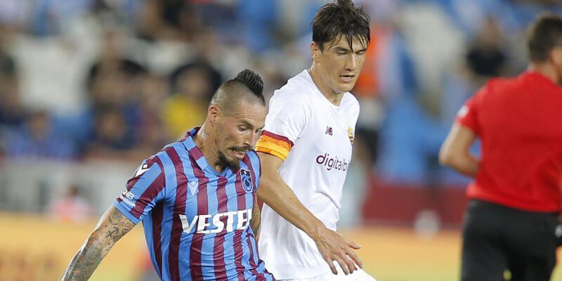 Trabzonspor Roma: 1-2