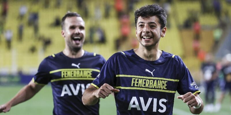 Muhammed Gümüşkaya'nın harika golü galibiyeti getirdi