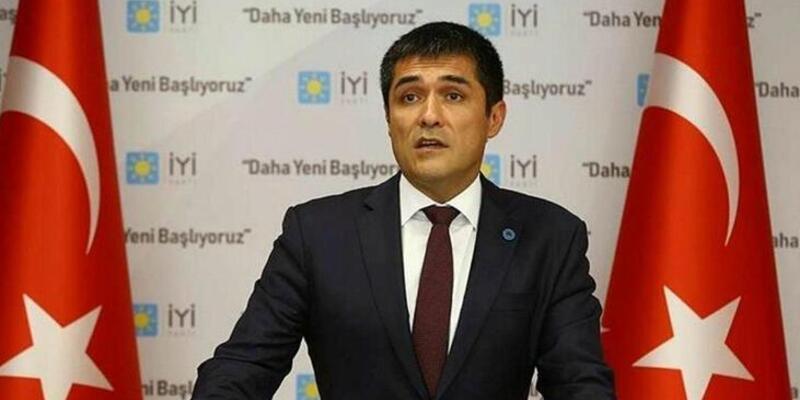 İYİ Parti İstanbul İl Başkanı Buğra Kavuncu'yu darbeden şüpheli yakalandı