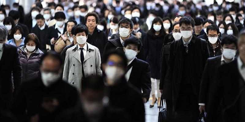 Japonya'da yerel yöneticilerden koronaya karşı kapanma çağrısı