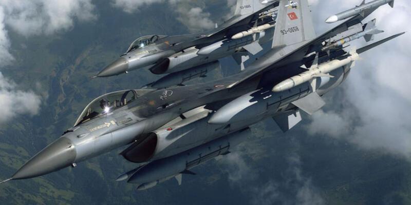 SON DAKİKA: 3 terörist hava harekatıyla etkisiz hale getirildi