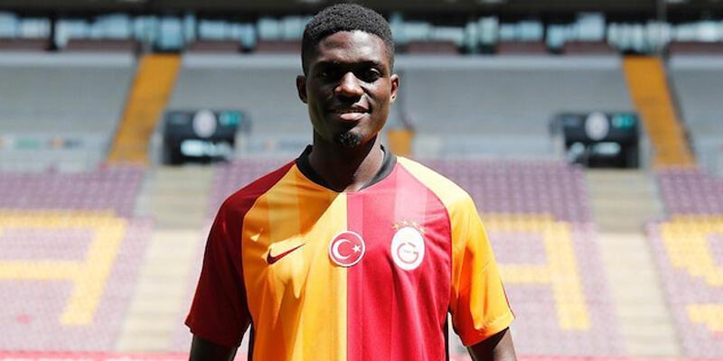 Son dakika... Galatasaray Ozornwafor'u Charleroi'ya kiraladı
