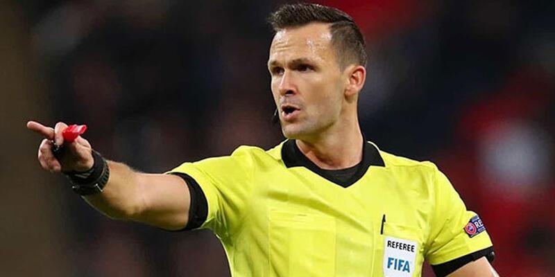 Son dakika... HJK Helsinki-Fenerbahçe maçının hakemi Kruzliak