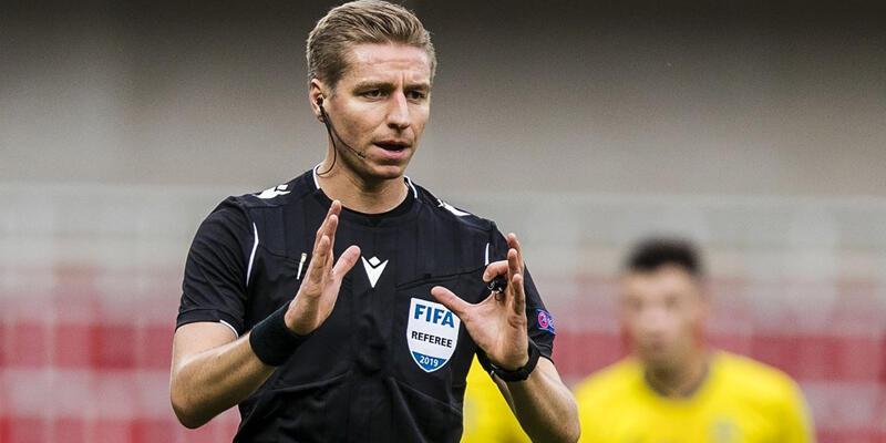 Son dakika... Kopenhag-Sivasspor maçını Visser yönetecek