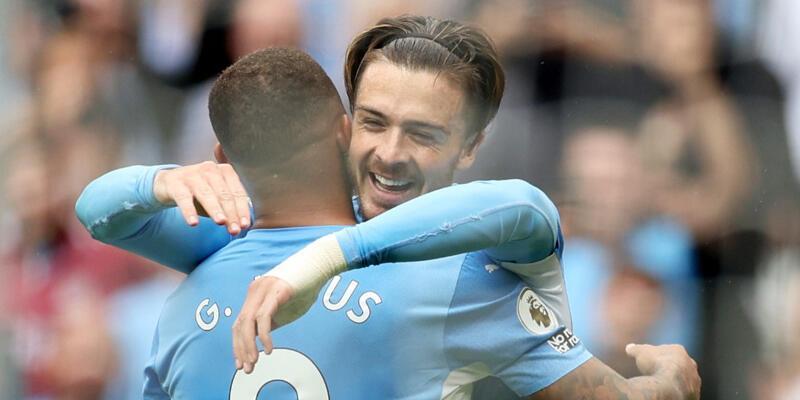 ÖZET İZLE Manchester City - Norwich City: 5-0