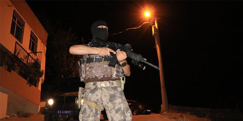 6 DEAŞ'lı Şanlıurfa'da yakalandı