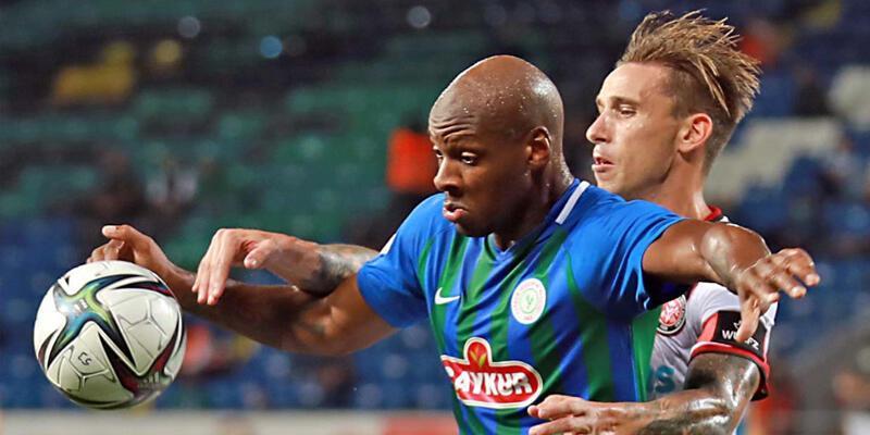 Çaykur Rizespor - VavaCars Fatih Karagümrük: 0-0