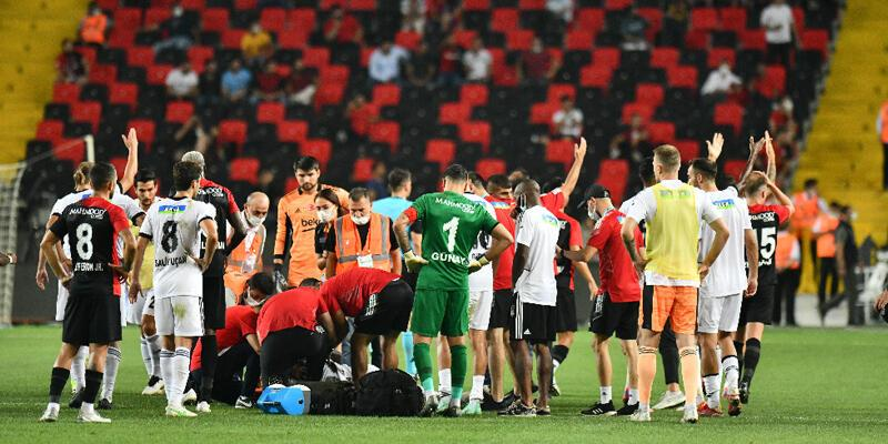 Erol Bulut: Beşiktaş camiasına geçmiş olsun