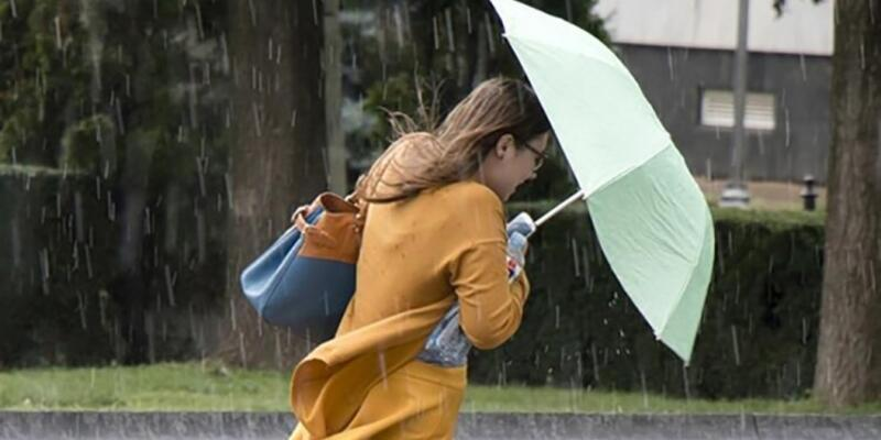 22 Ağustos 2021 Hava Durumu: Meteoroloji'den kuvvetli rüzgar uyarısı