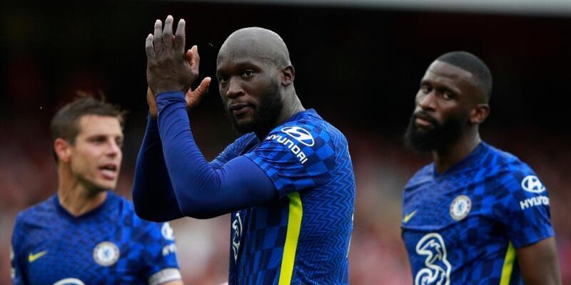 Lukaku Chelsea'ye golle döndü