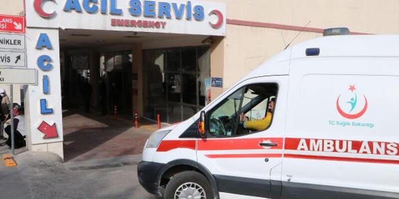 Şanlıurfa'da 'yorgun mermi' isabet eden çocuk öldü