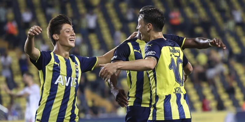 Fenerbahçe'de bir ilk yaşandı