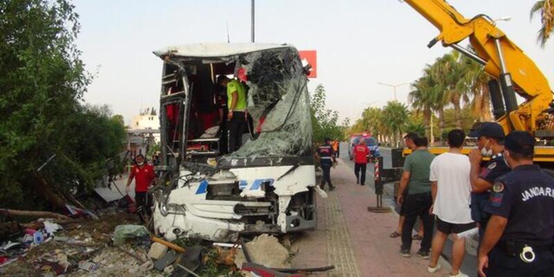 Mersin otobüs kazası son dakika! Mersin Silifke otobüs kazasında ölen var mı, kaç yaralı var?