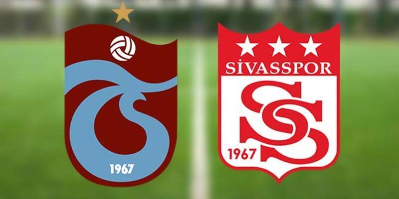 Trabzonspor Sivasspor canlı yayın ne zaman, saat kaçta, hangi kanalda? TS – Sivas muhtemel 11'leri
