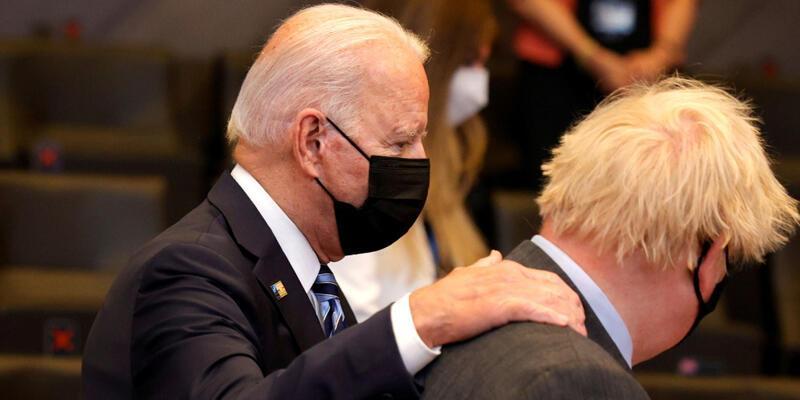 Gündem Afganistan! Biden ile Johnson arasında kritik görüşme