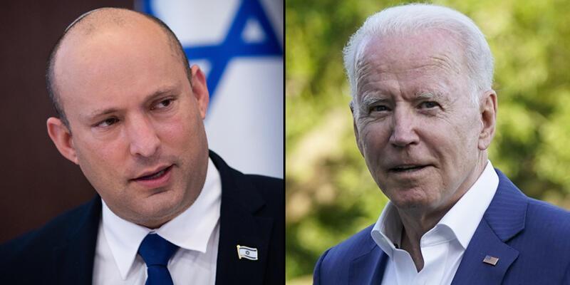 İsrail gazetesi: Bennett-Biden görüşmesinin ana gündem maddesi İran olacak