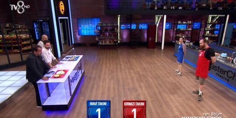 MasterChef mavi-kırmızı takımları ve kaptanları: 23 Ağustos MasterChef mavi takım kaptanı kim oldu?