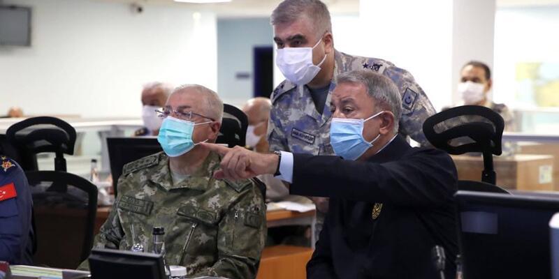 SON DAKİKA: Terör örgütüne ağır darbe! Asos bölgesinde 28 terör hedefi imha edildi