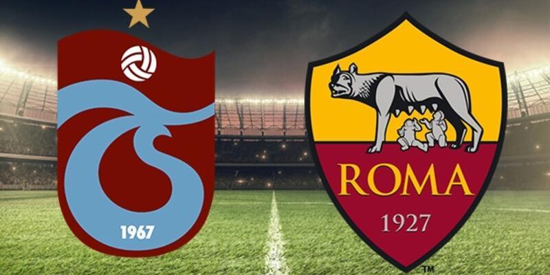 Trabzonspor Roma canlı yayın izleme bilgileri: Trabzonspor Roma maçı saat kaçta, hangi kanalda?