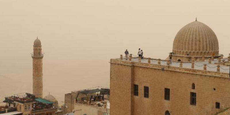 Prof. Dr. Kılıç: Toz fırtınası olduğu zaman maske takın