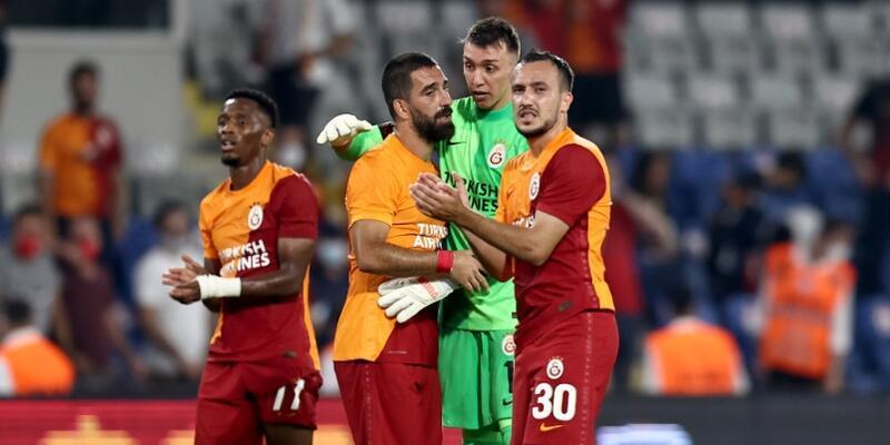 Galatasaray'dan Başakşehir ve Kasımpaşa'ya teşekkür