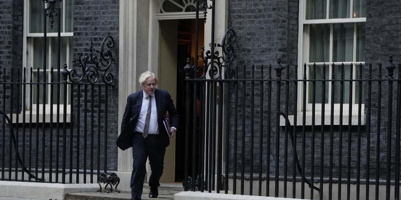 İngiltere Başbakanı Johnson'dan Afganistan açıklaması