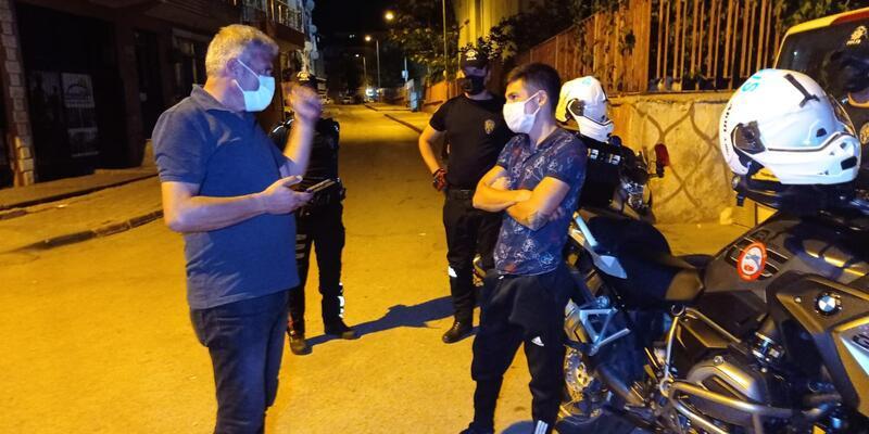 Kırıkkale'de karantina kurallarını ihlal eden kişiye 4 bin 50 lira ceza