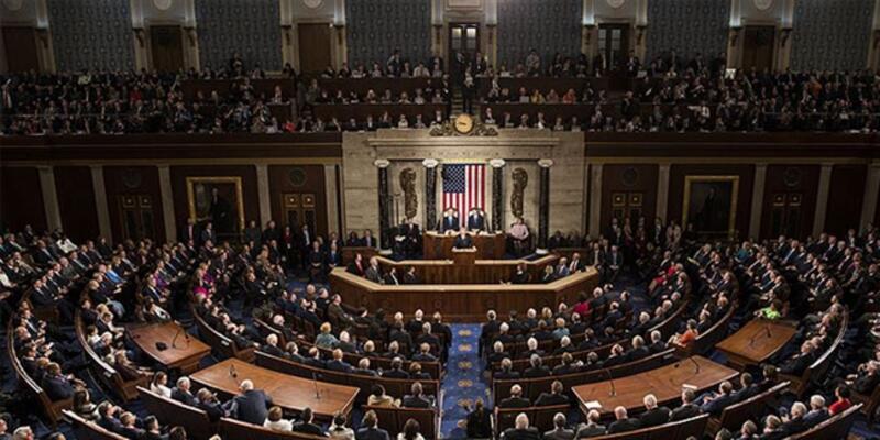 ABD Temsilciler Meclisi 3,5 trilyon dolarlık bütçe planını onayladı