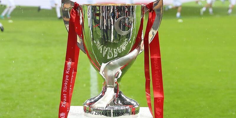 ZiraatTürkiye Kupası'nda 2021-2022 sezonu maç tarihleri açıklandı