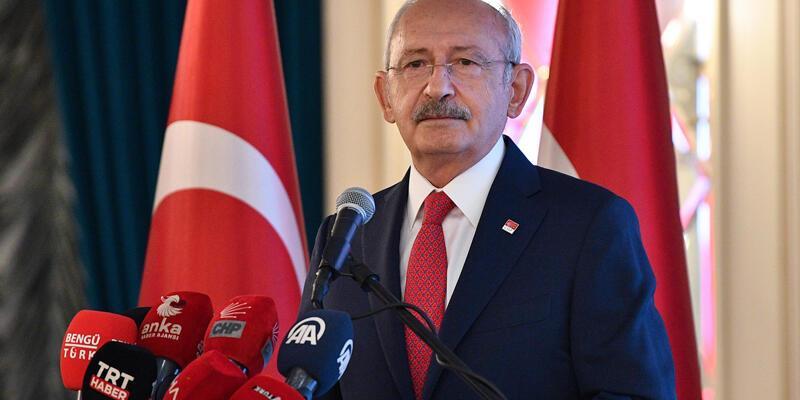 Kılıçdaroğlu: 2 yıl içinde mülteci sorununu çözeceğiz