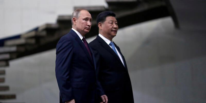 Rusya Devlet Başkanı Putin ile Çin Devlet Başkanı Xi telefonda Afganistan konusunu görüştü