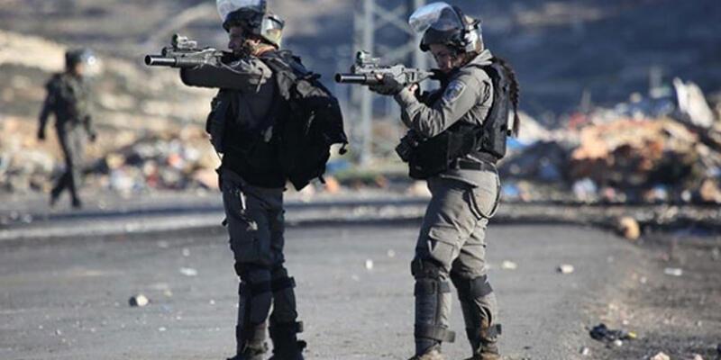 İsrail ordusu, Gazze sınırındaki gösteriye gerçek mermiyle müdahale etti