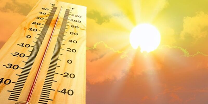 Sıcak hava dalgası geliyor! 26 Ağustos2021 hava durumutahminleri