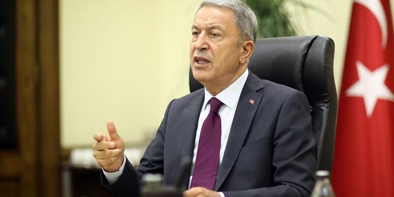 SON DAKİKA: Bakan Akar'dan Türk askerinin tahliyesi ile ilgili açıklama: İntikal faaliyetini en kısa zamanda tamamlayacağız