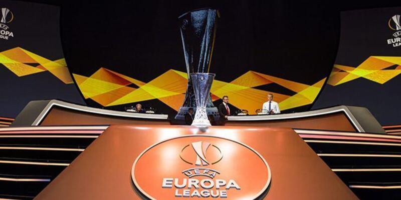 UEFA Avrupa Ligi'nde Galatasaray'ın ve Fenerbahçe'nin oynayacağı takımlar!