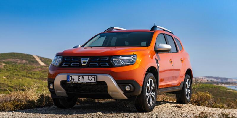 Yenilenen Dacia Duster 199 bin TL'den satışa çıktı
