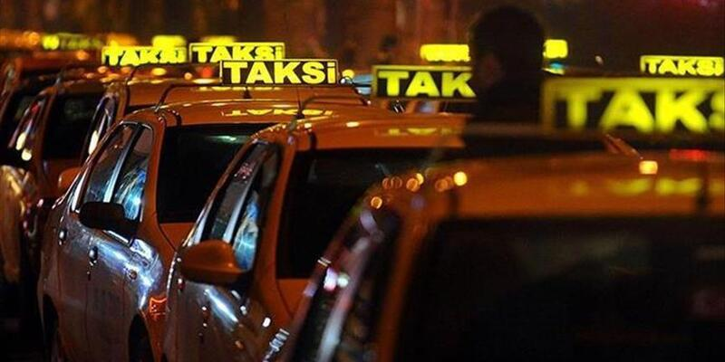 "İstanbul'a ""1000 yeni taksi"" teklifine ret"