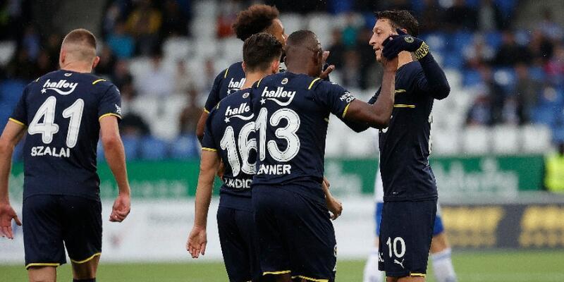 'Fenerbahçe'yi elemek hayaldi'