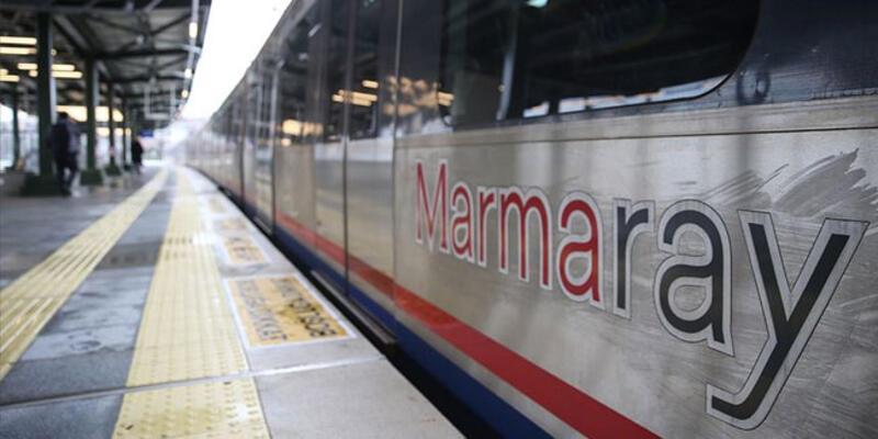 Ulaştırma ve Altyapı Bakanlığı'ndan 'Marmaray' açıklaması