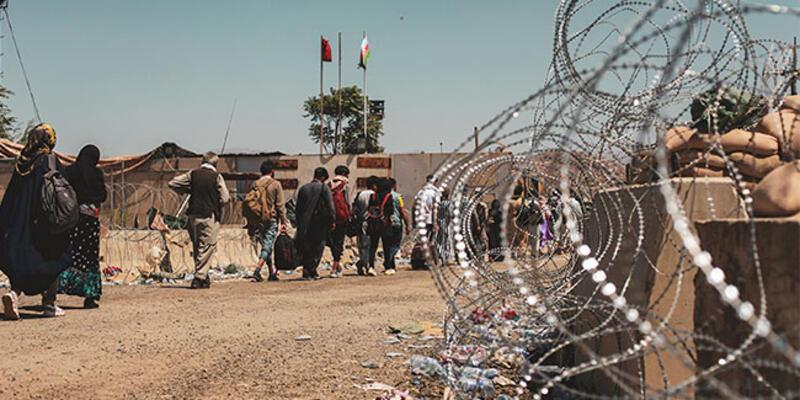 ABD'nin Afganistan'dan 14 Ağustos'tan bu yana tahliye ettiği kişi sayısı 110 bine yaklaştı