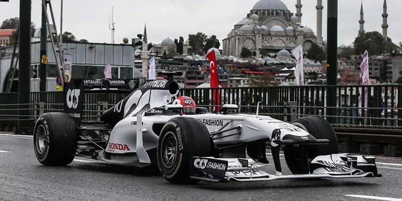 Son dakika... Formula 1 Türkiye GP'nin tarihi değişti