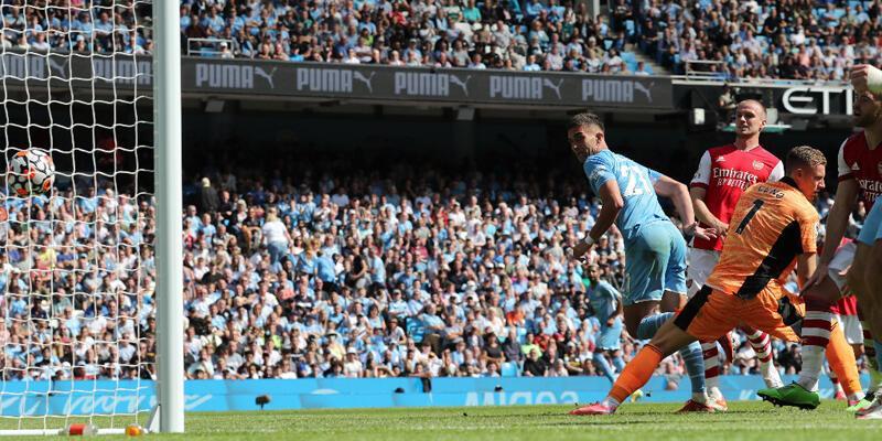ÖZET İZLE Manchester City'den Arsenal'e 5 gol