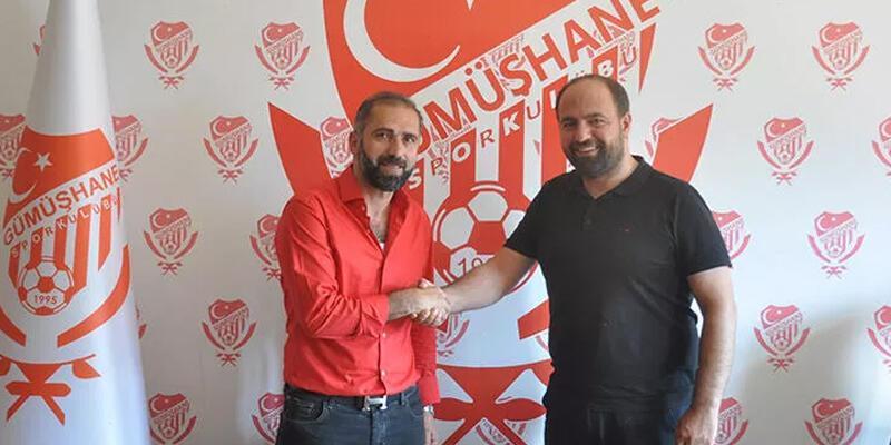 Son dakika... Hüseyin Çalhanoğlu Gümüşhanespor'un sportif direktörü oldu