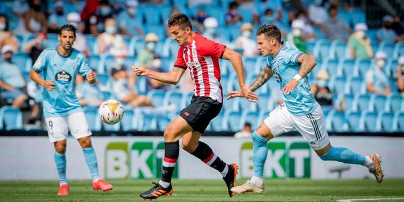 Celta Vigo - Athletic Bilbao: 0-1