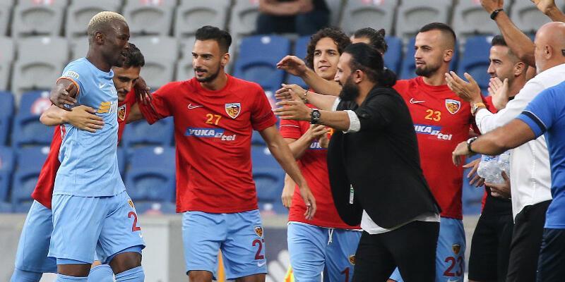 Başakşehir - Kayserispor: 0-1