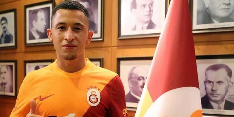 Son dakika... Galatasaray'da Morutan'ın forma numarası belli oldu