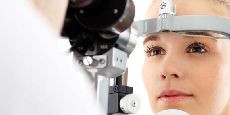 Tansiyondan, diyabete göz muayenesi birçok hastalığın habercisi